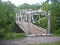Iron Bridge at Swatara Gap